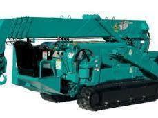 Maeda MC 285  diesel + E380 volt
