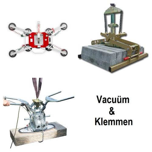 Vacuüm & Klemmen