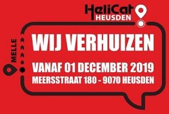 Vanaf 01 / 12 / 2019 nieuwe vestiging in Heusden